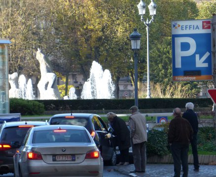 Le Stationnement Pcf De Lille